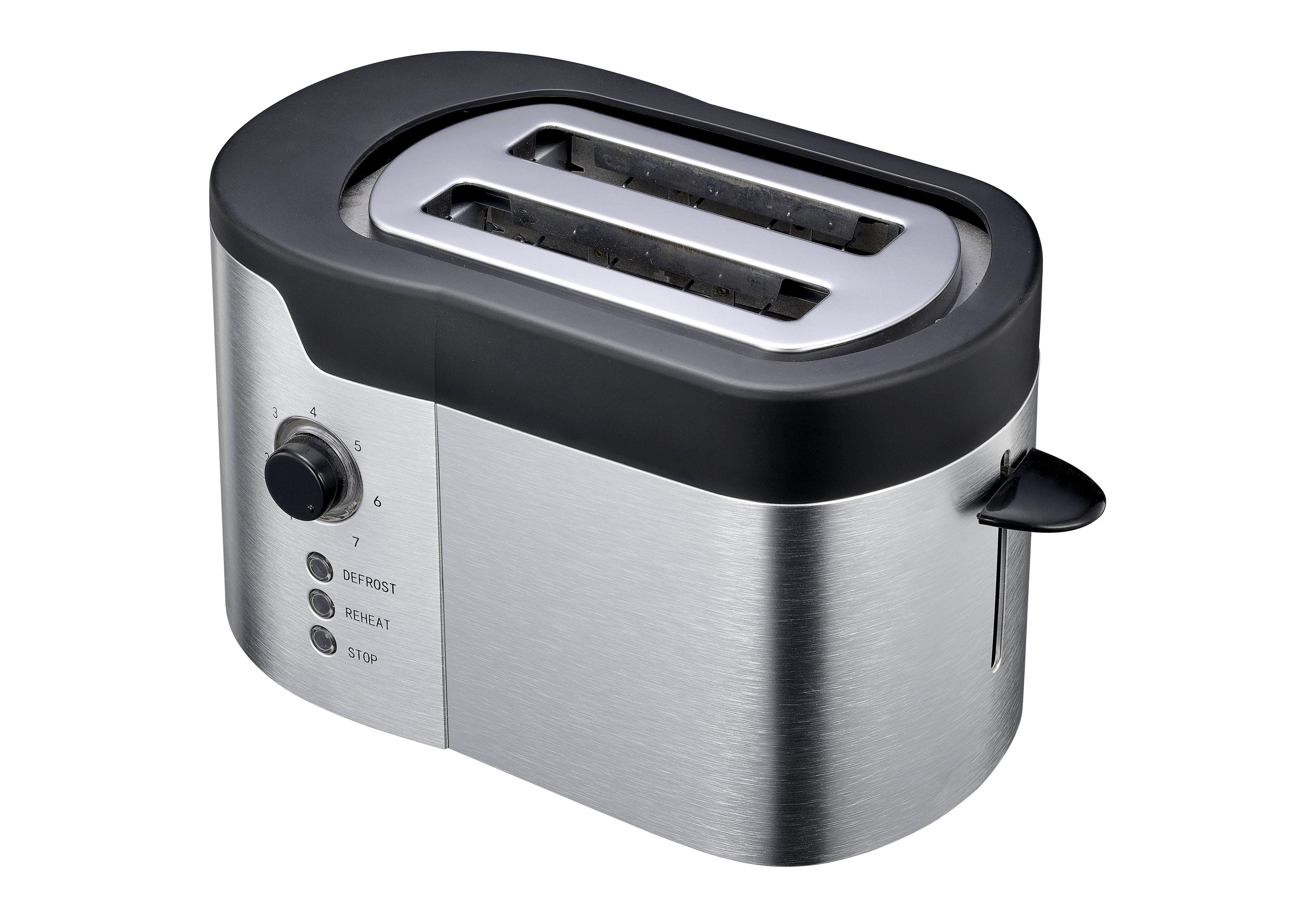bagel asp productdetail decker sh silver toast black toaster