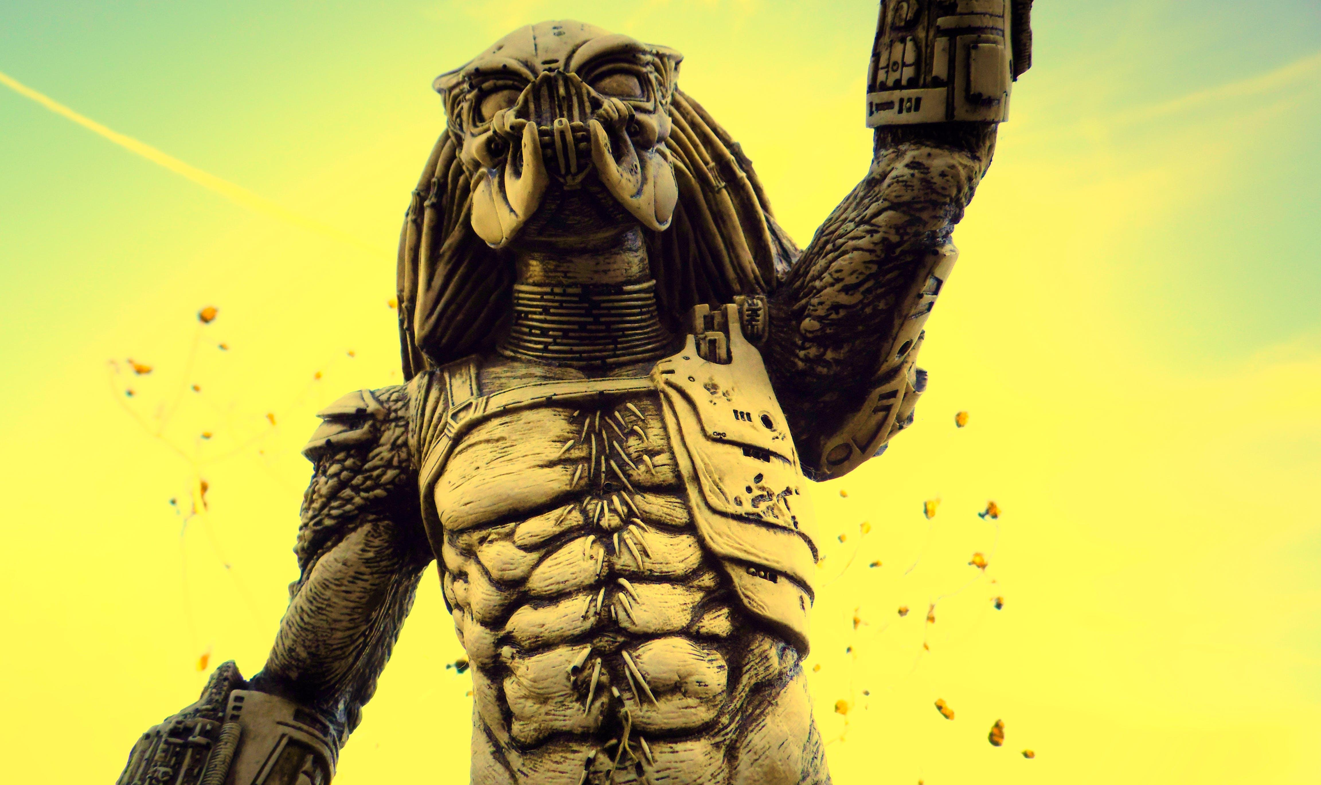 Free stock photo of comic, Depredador
