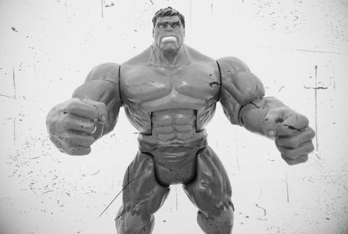 Free stock photo of comic, hulk