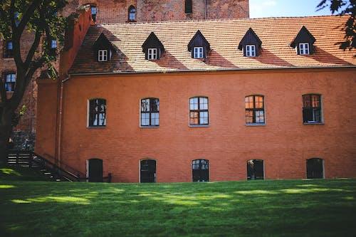Foto profissional grátis de aparência, arquitetura, castelo, cidade