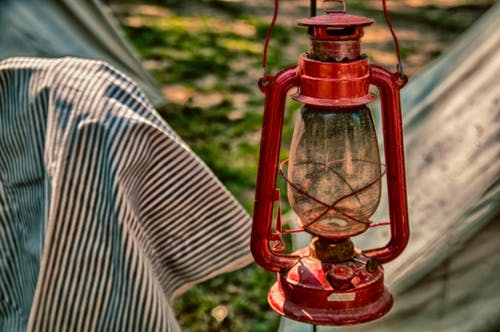 Free stock photo of camp, lantern, traditional