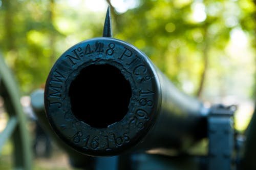 Free stock photo of 19th century, american civil war, artillery