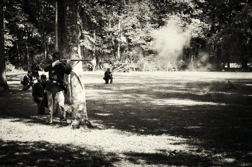 Free stock photo of 19th century, american civil war, civil war