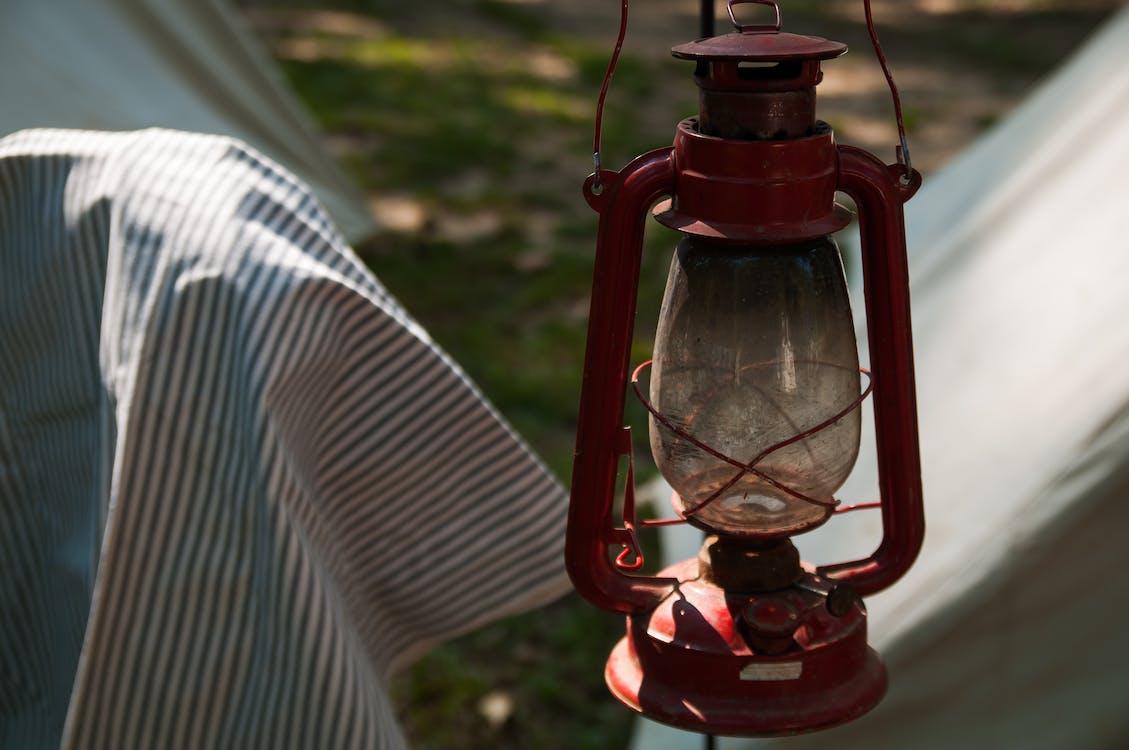 Free stock photo of camp, lantern, traditional