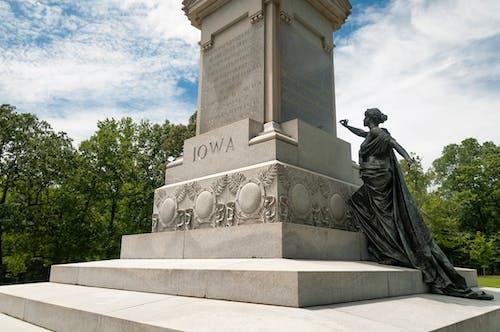 Free stock photo of america, american civil war, civil war