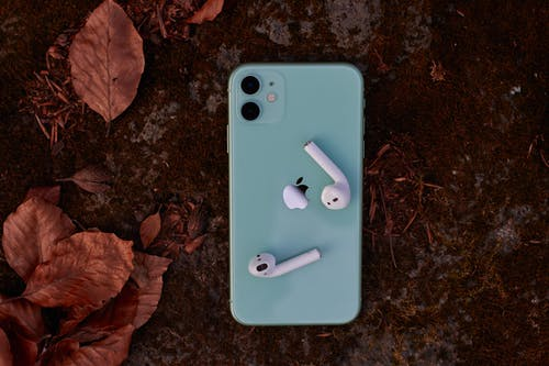 Free stock photo of airpods, apple, autumn, autumn colors