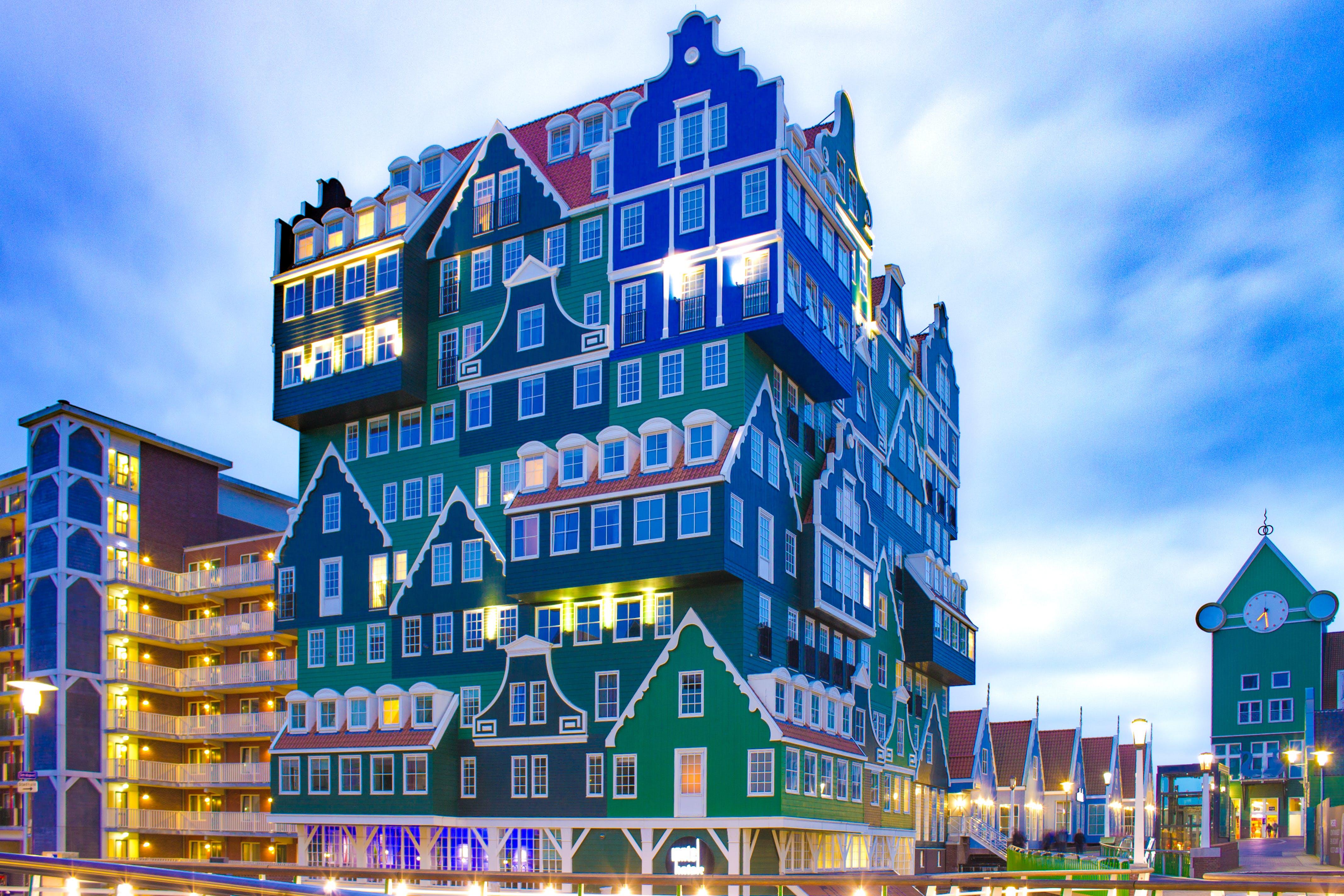 amsterdam, architectural design, architecture