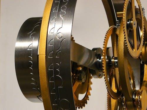 Бесплатное стоковое фото с инструмент, машина, металл, механизм