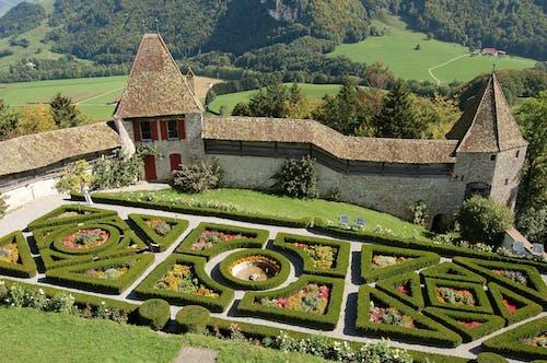 Безкоштовне стокове фото на тему «castel, сад, французький замок»