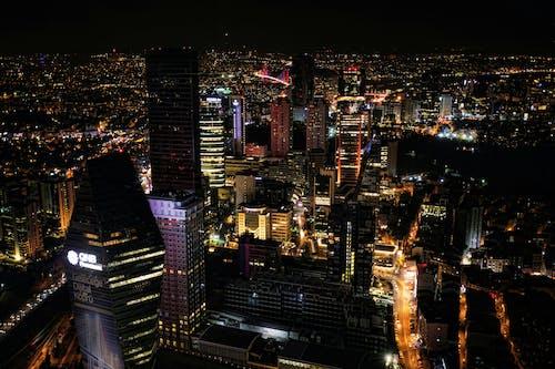 Foto profissional grátis de arquitetura, arranha-céu, bósforo