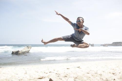 Free stock photo of beach, Buyutan beach, indonesia