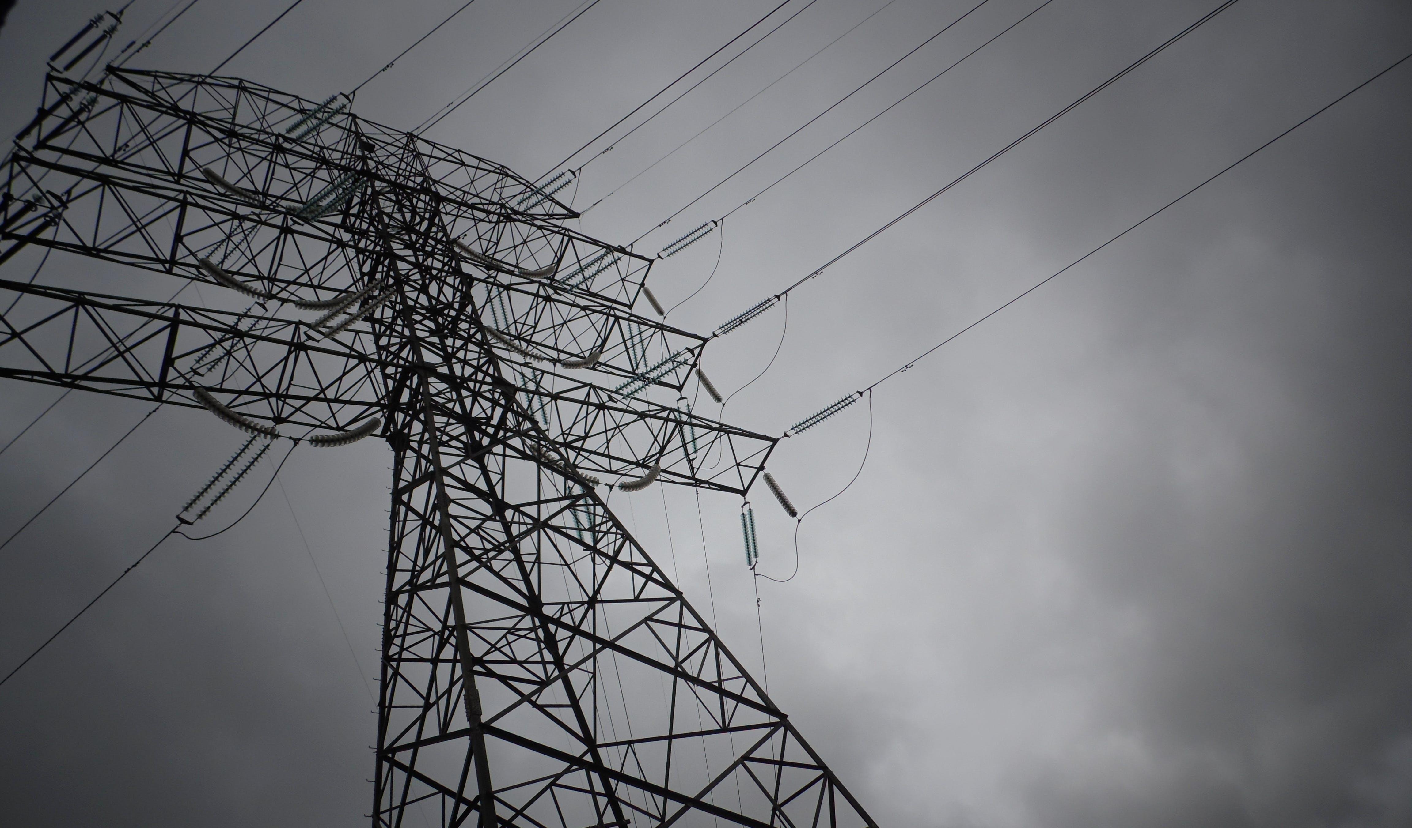 Free stock photo of antena, Electricidad, energia