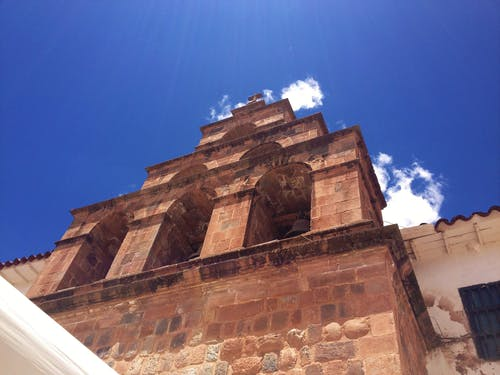 Ilmainen kuvapankkikuva tunnisteilla aurinkoinen, cusco, herra, kirkko