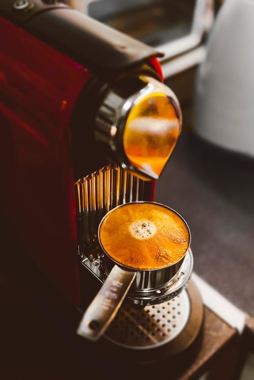 カップ, カフェイン, コーヒーの無料の写真素材