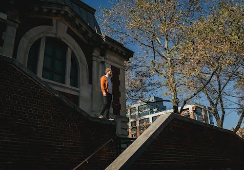 Fotobanka sbezplatnými fotkami na tému aktívny, architektúra, bariéra, bočný pohľad