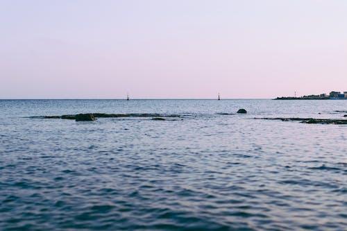 Δωρεάν στοκ φωτογραφιών με ηρεμία, θάλασσα, θαλασσογραφία, νερό