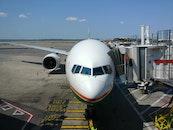 airport, air plane