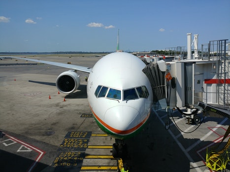 Free stock photo of airport, air plane