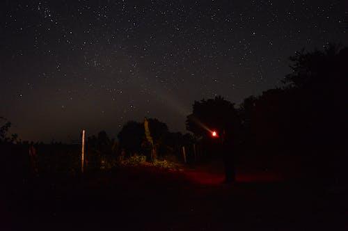 Gratis stockfoto met astrofotografie, fotografie, lange blootstelling, nachtfotografie