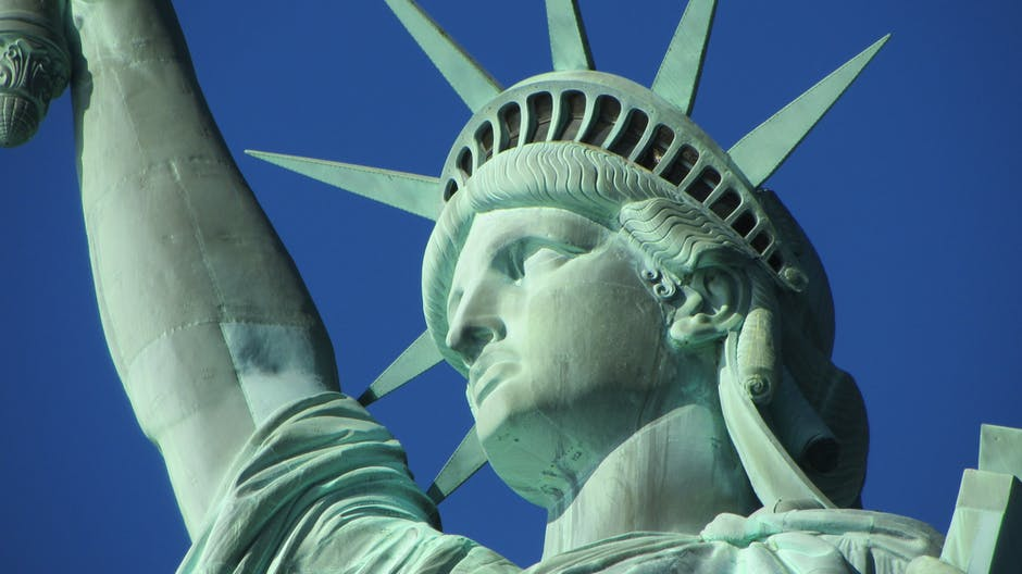 New free stock photo of Statue of Liberty, united states of america, statue