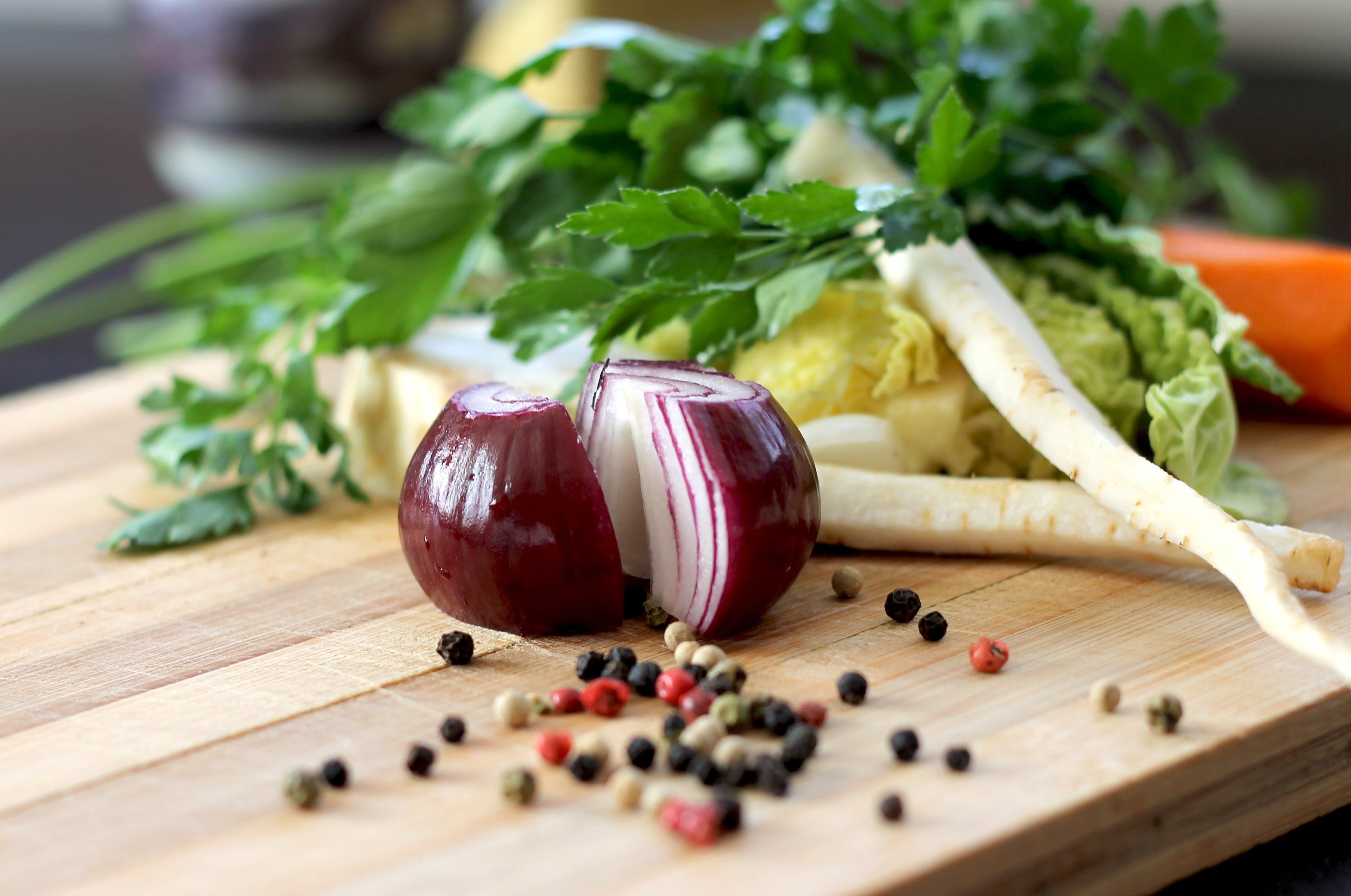 Kostenloses Stock Foto zu essen, foodporn, gemüse, gewürze