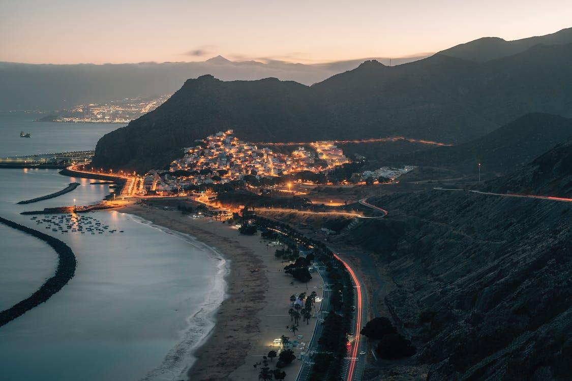 Tenerife, Islas canarias, viaje