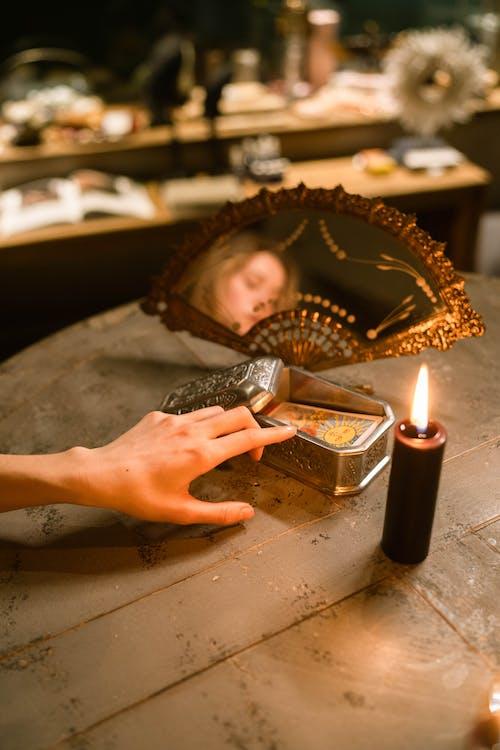 Imagine de stoc gratuită din adult, al treilea ochi, altar feminin