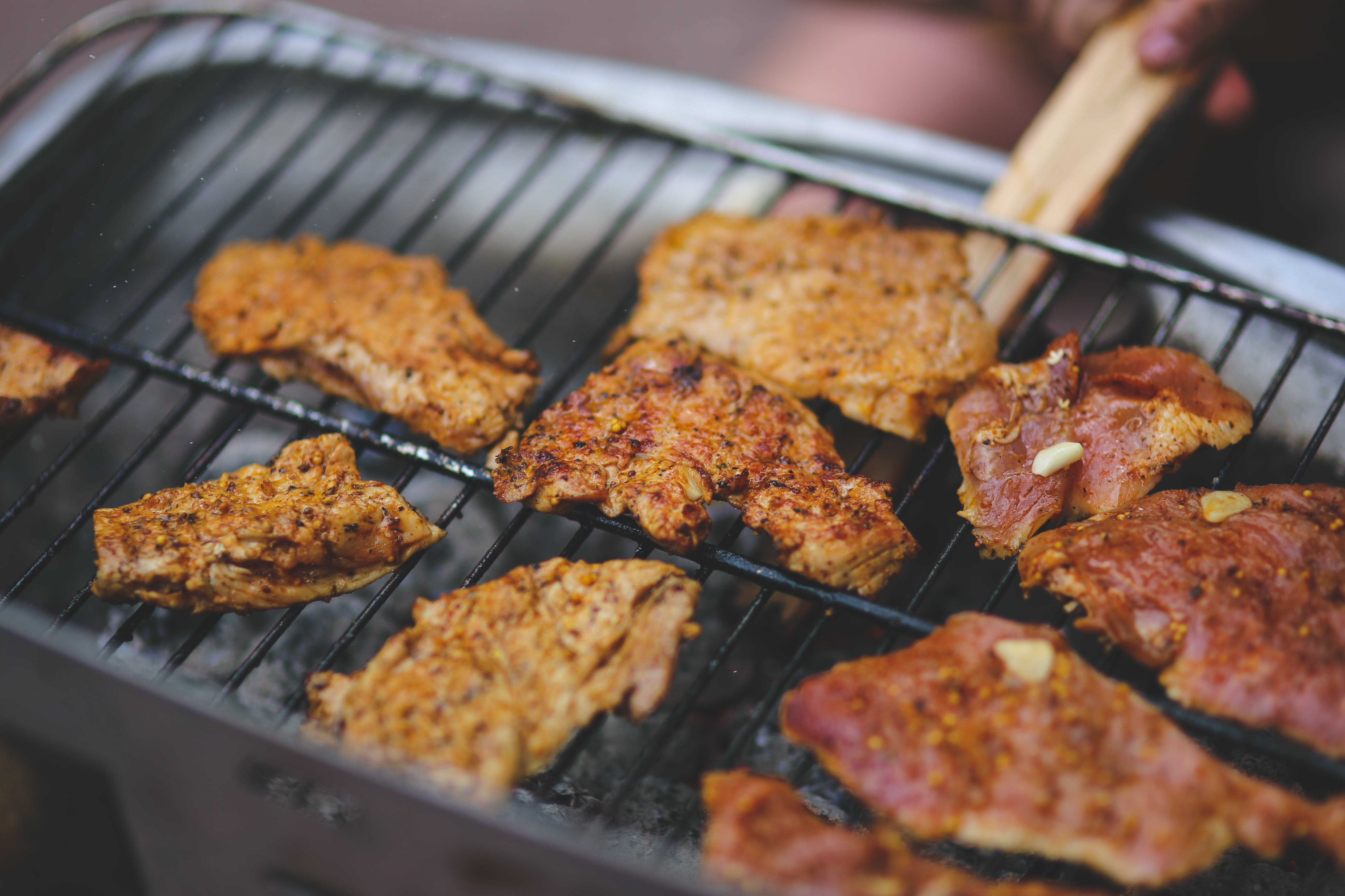 Pork Grilling