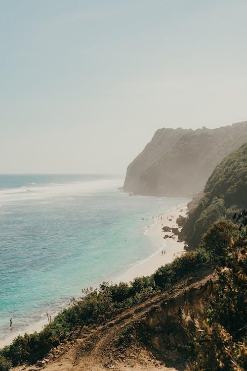 açık deniz, açık hava, android duvar kağıdı, asya güzellik içeren Ücretsiz stok fotoğraf