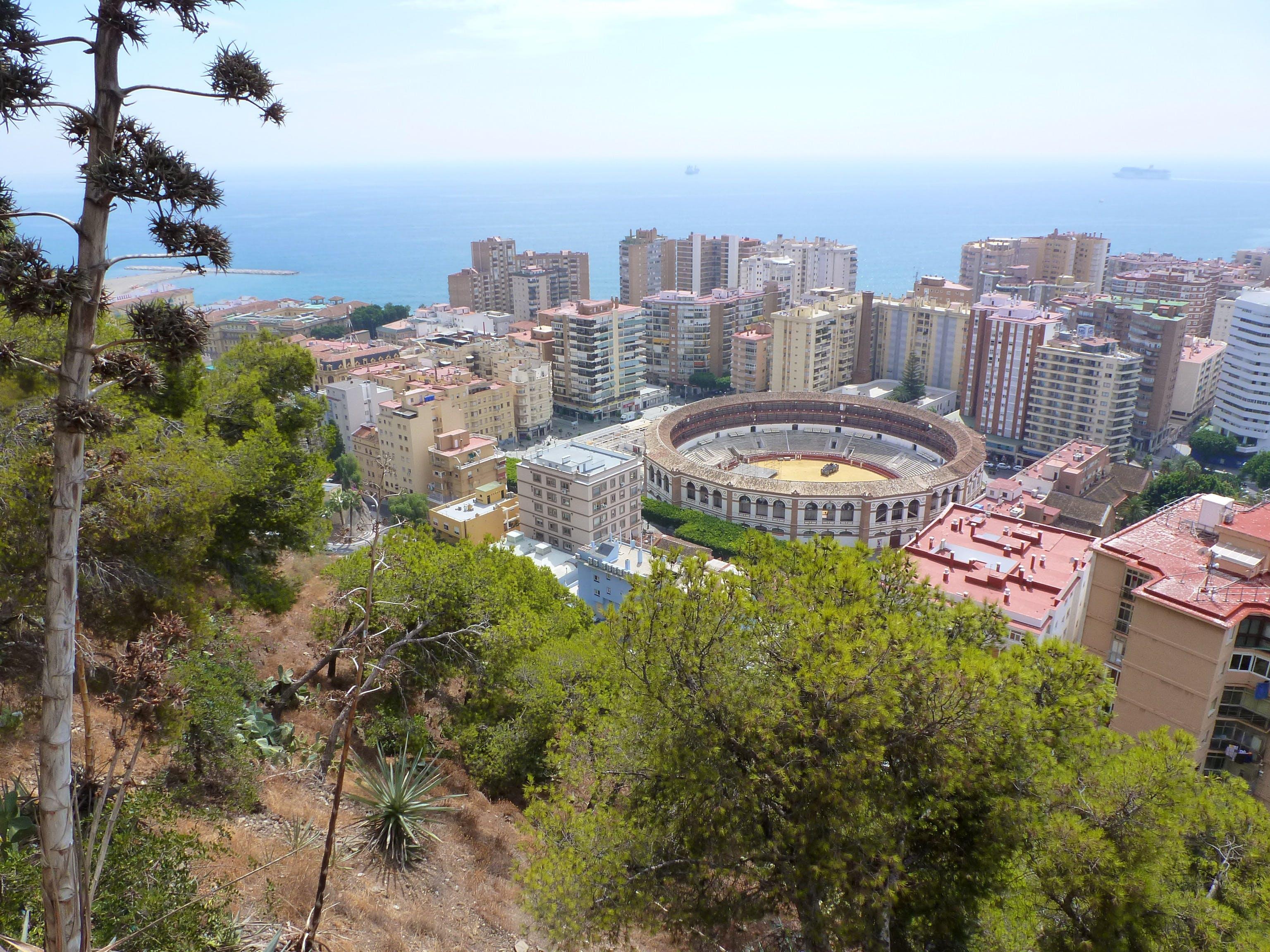 Základová fotografie zdarma na téma andalusie, budovy, bytů, evropa