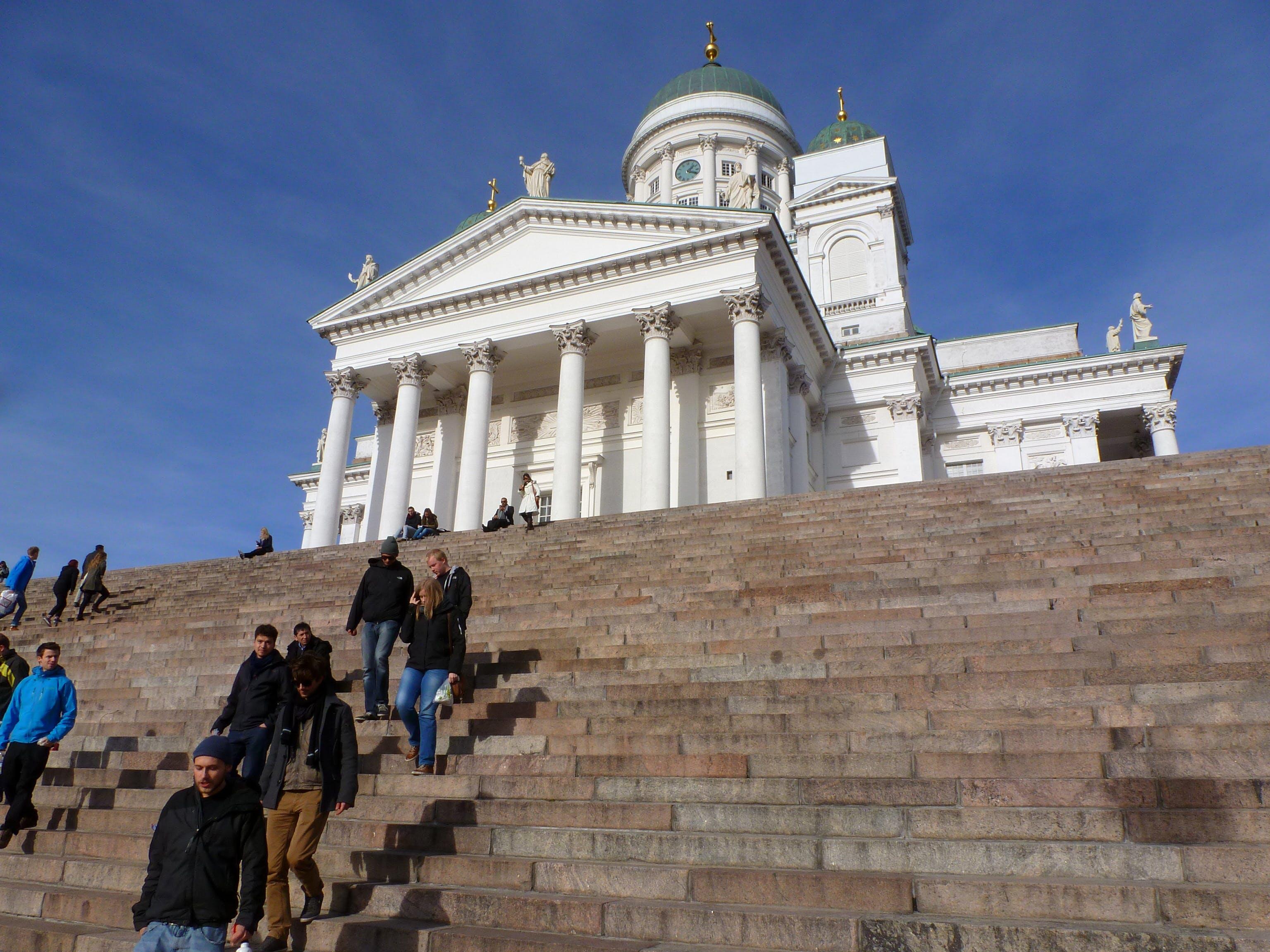 Základová fotografie zdarma na téma církev, evropa, Finsko, helsinki