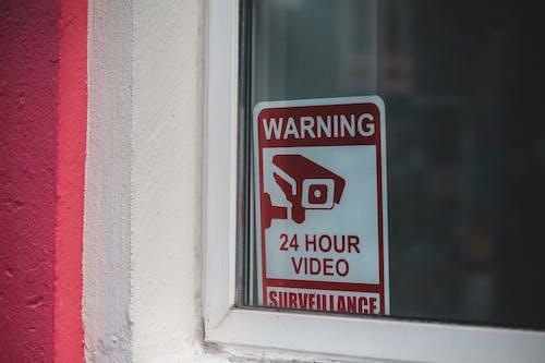 Ingyenes stockfotó ablak, bejelent, biztonság témában
