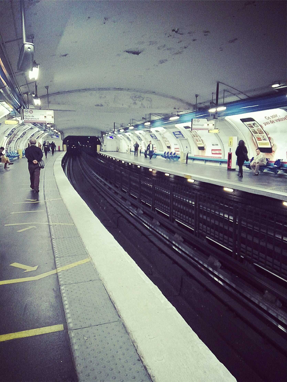 Free stock photo of metro paris