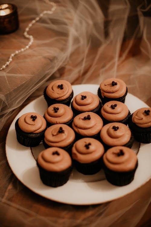 Ảnh lưu trữ miễn phí về bánh cupcake, bánh cupcake halloween, bánh kẹo, bánh nướng nhỏ