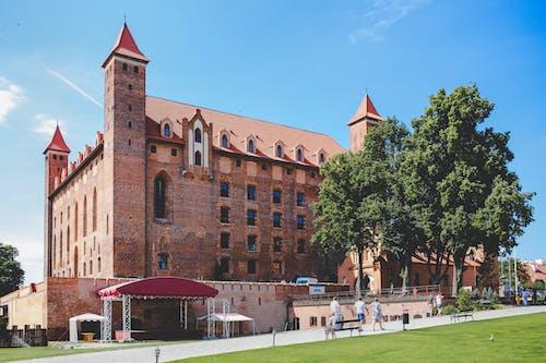 Imagine de stoc gratuită din arhitectură, călătorie, cărămizi, castel