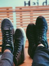 fashion, person, feet