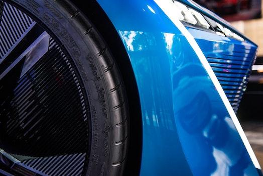 Free stock photo of light, blue, car, vehicle