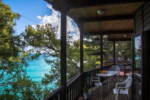 Základová fotografie zdarma na téma amalfinské pobřeží, Itálie, kempování, modrá obloha