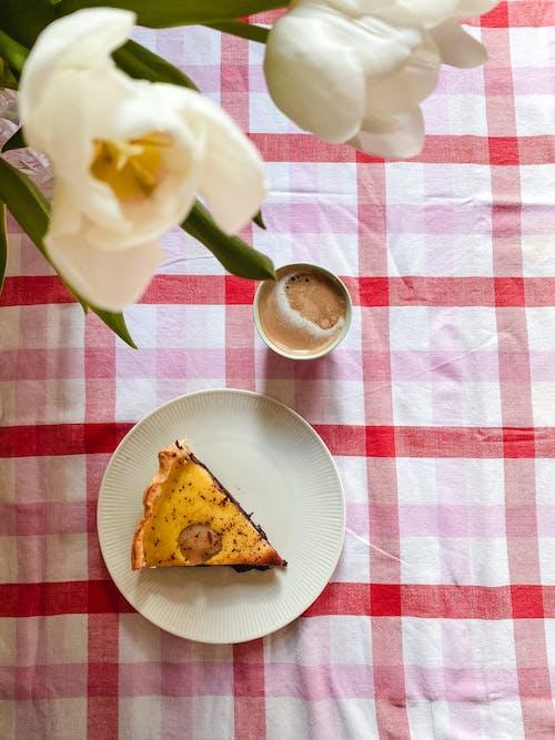 Ilmainen kuvapankkikuva tunnisteilla Aamiainen, flatlay, kahvi