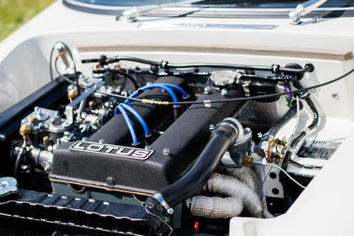 Free stock photo of car, car engine