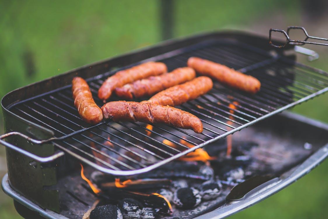 barbecue, foodporn, gorąco