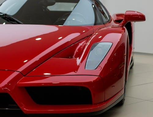 Free stock photo of car, Ferrari, red, supercar