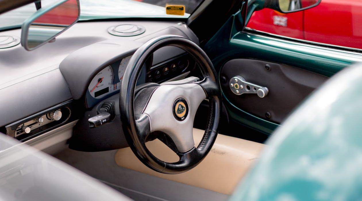 Free stock photo of car, steering wheel, wheel