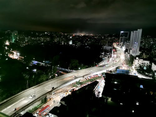Free stock photo of at night, beautiful bride, city night
