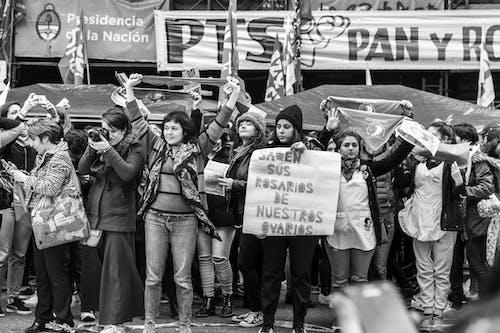 Fotos de stock gratuitas de acto electoral, Argentina, banderola