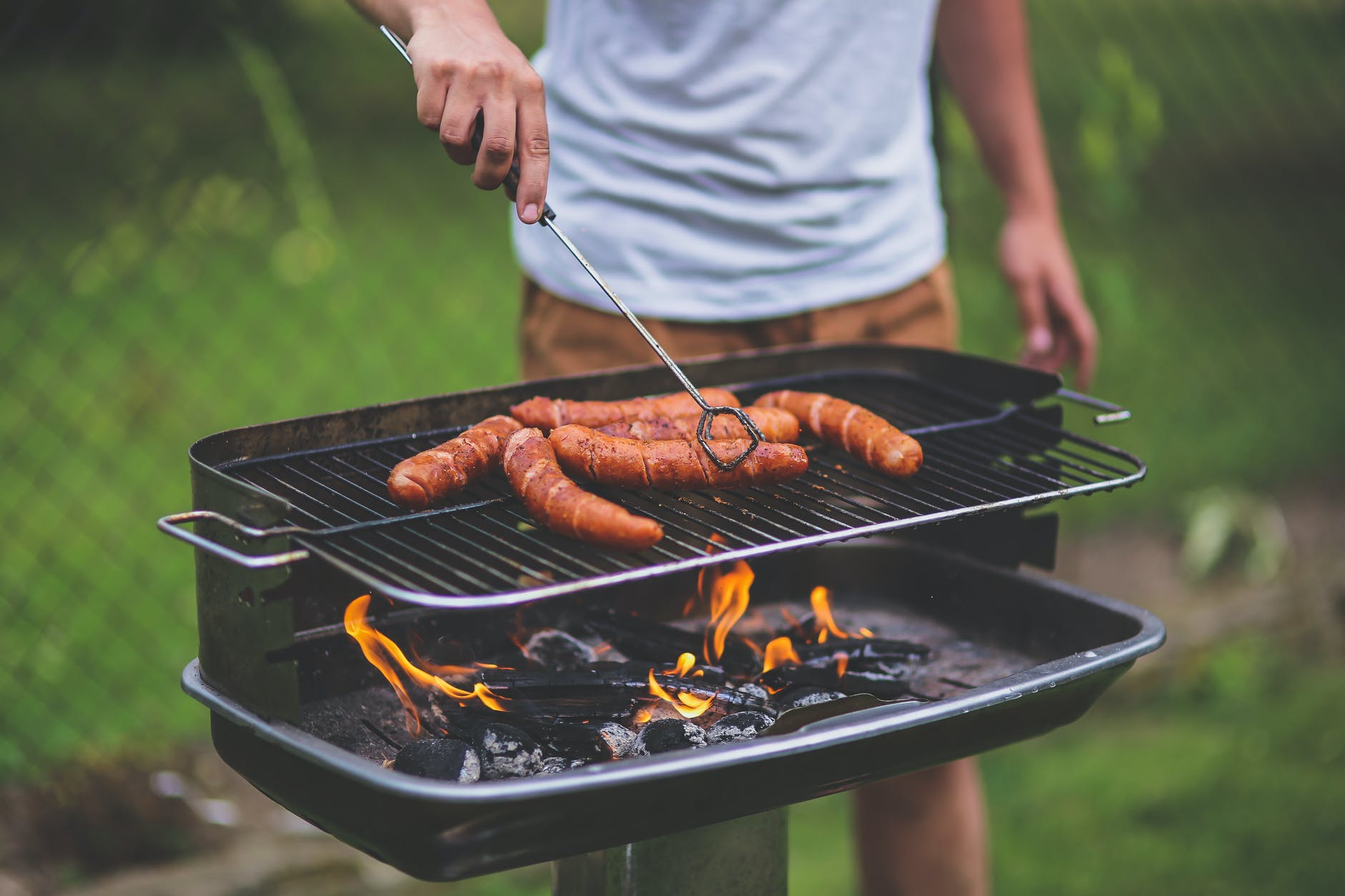 Beat the Heat this Summer with Energy Efficient Tips Like Grilling Outdoors