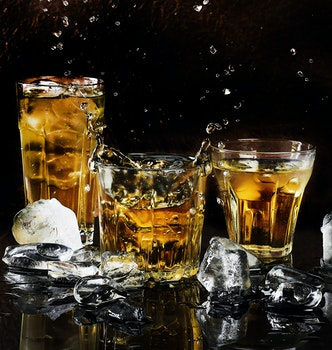 Free stock photo of cold, alcohol, bar, glass