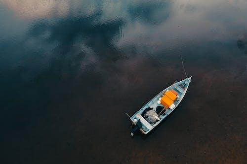 Δωρεάν στοκ φωτογραφιών με aqua, copy space, άγκυρα