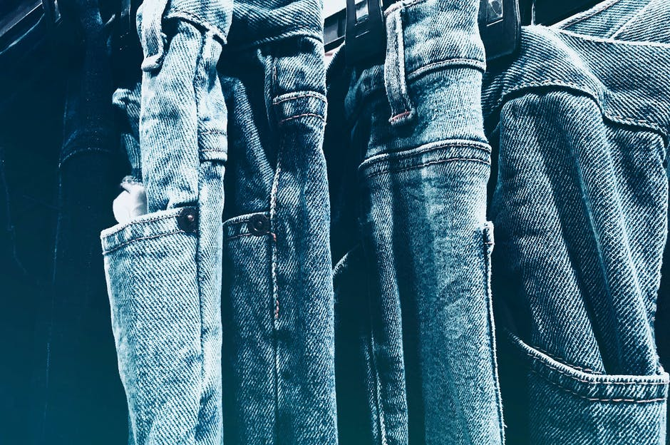 New free stock photo of jeans, wear, close-up