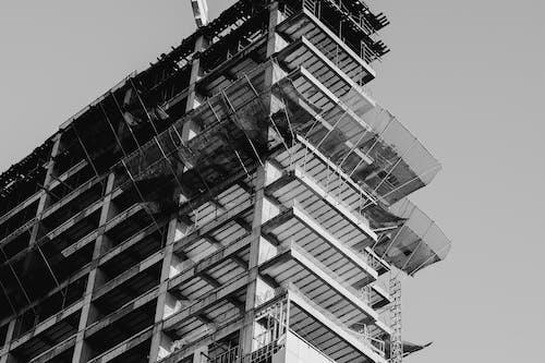 Ilmainen kuvapankkikuva tunnisteilla alhaalta, arkkitehtuuri, asennus, asua